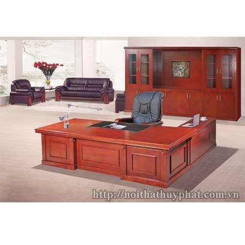Bộ bàn lãnh đạo Veneer DT3012V8