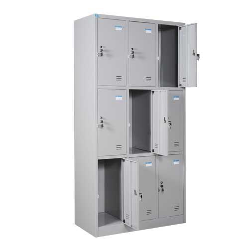 Tủ sắt locker CAT983-3K
