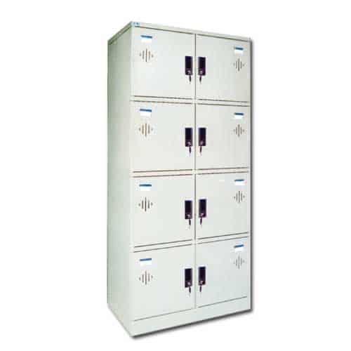 Tủ sắt locker CAT984-2LT
