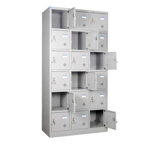 Tủ sắt locker CAT986-3KT