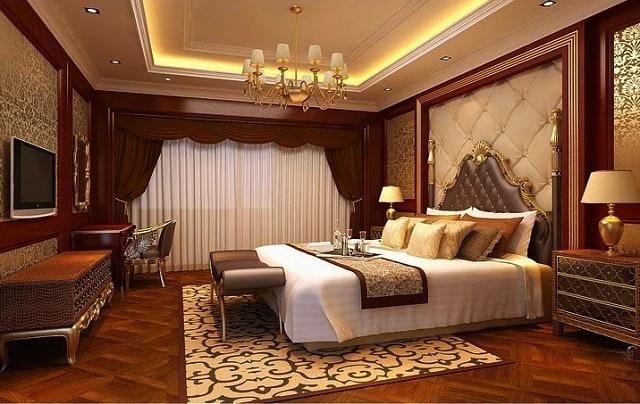 Đồ gỗ dùng trong thiết kế nội thất