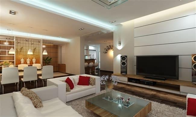 Cách lựa chọn và bố trí ghế sofa phòng khách