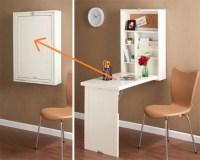 Thiết kế nội thất xếp gọn cho nhà chật