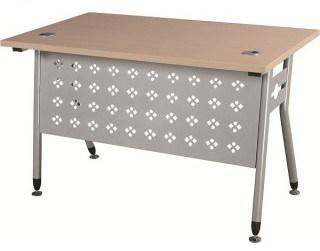 [Bàn làm việc chân sắt mặt gỗ] 5+ Mẫu bàn làm việc chân sắt mặt gỗ chất lượng bền đẹp