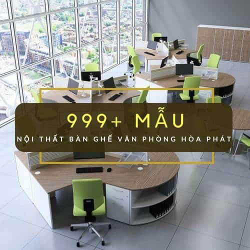 999+ Mẫu【Nội Thất Bàn Ghế Văn Phòng Hòa Phát】Hiện Đại Off 30% (BH 1 Năm)