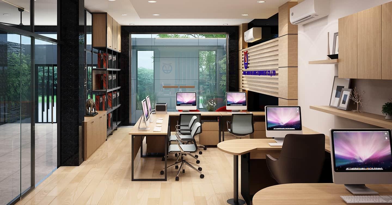 Văn phòng chính là ngôi nhà thứ 2