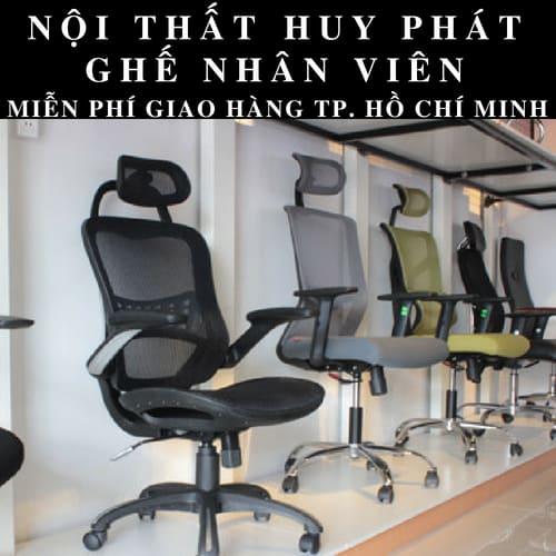 99+ Mẫu [Ghế văn phòng giá rẻ] Mẫu ghế nội thất Huy Phát bền đẹp 2018