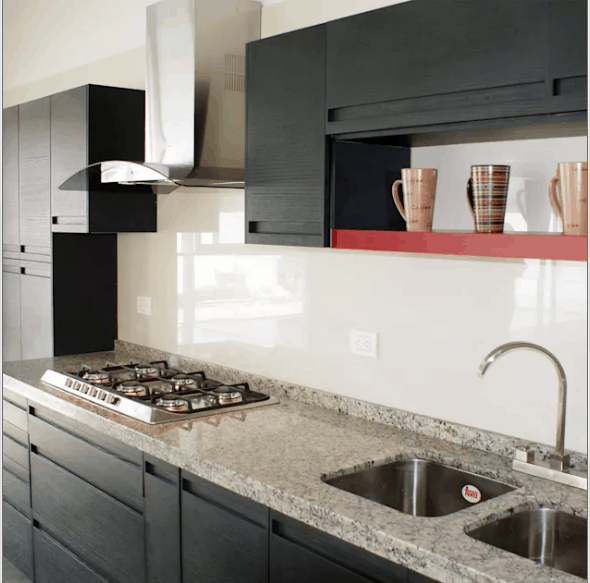 25+ Mẫu [Tủ Bếp Đơn Giản Hiện Đại Nhất] Khiến Không Gian Bếp Bạn Đẹp Hơn 2018