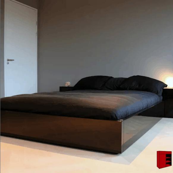 25+ Mẫu [Giường Ngủ Gỗ Đẹp Nhất] Có Thể Đặt Thợ Làm Ngay Cho Phòng Ngủ 2018