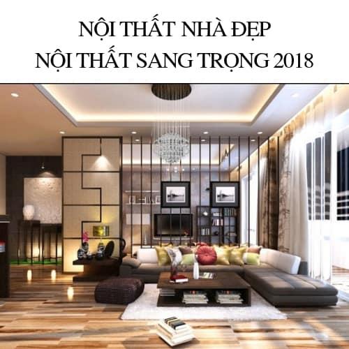 NỘI THẤT PHÒNG KHÁCH BÌNH DÂN | PHÒNG KHÁCH ĐẸP 2018