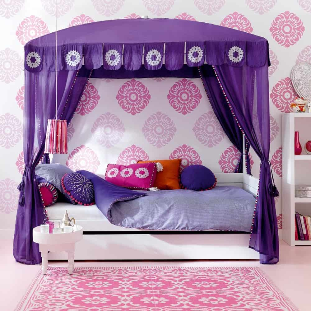 15 Mẫu Giường Ngủ Trẻ Em Được Các Bé Yêu Thích