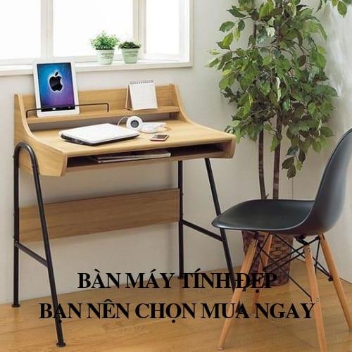 10 mẫu bàn máy tính đẹp tại nội thất Huy Phát