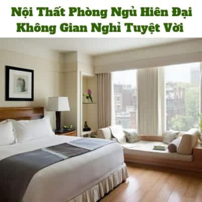 Nội Thất Phòng Ngủ Hiên Đại