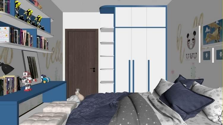 5 Bí Quyết Để Thiết Kế Nội Thất Phòng Ngủ Bé Trai Đẹp Nhất