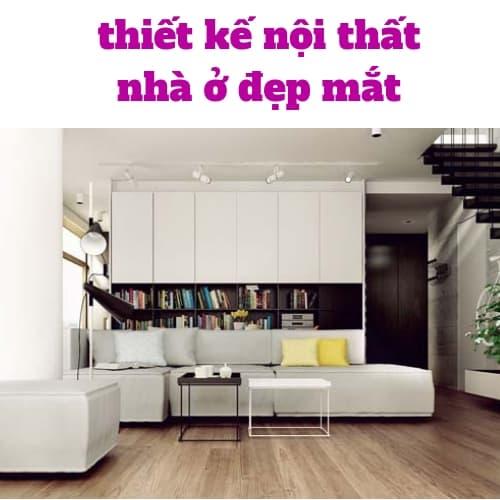 nội thất nhà ở đẹp