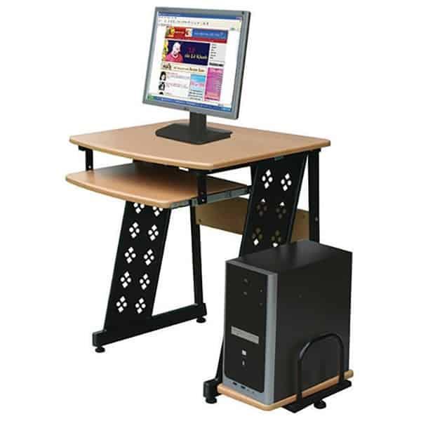 Ưu điểm nổi bật của bàn máy tính khung sắt