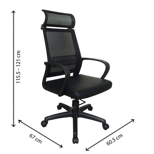 Ghế lãnh đạo - ghế lưới cao cấp GL314