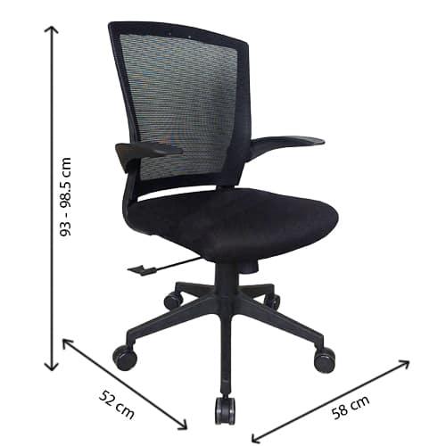 Ghế lưới nhân viên cao cấp GL114