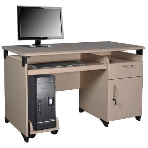 8 Mẫu bàn để máy tính nhỏ gọn bạn tham khảo