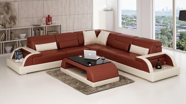 Những bộ bàn ghế sofa góc