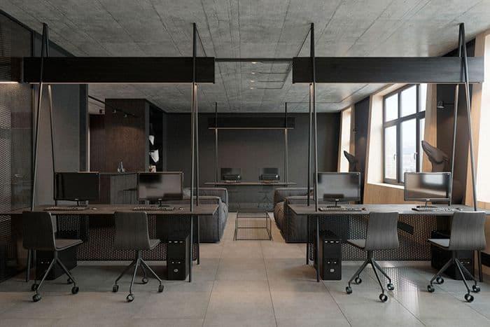 Chọn ghế phải phù hợp với kích thước không gian văn phòng