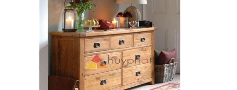 tủ ngăn kéo gỗ