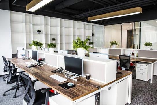Chọn mua bàn ghế văn phòng điều chỉnh hợp với thể trạng người dùng