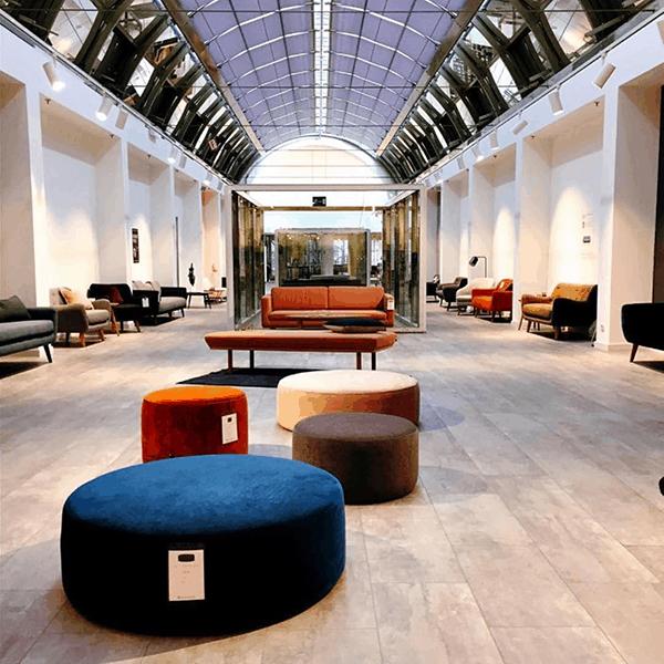 Ghế Đôn Sofa Và Những Ưu Điểm Bạn Chưa Biết