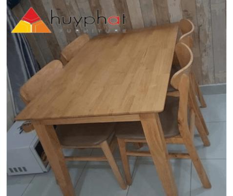 Bàn ghế gỗ đẹp cho phòng kháchnhỏ