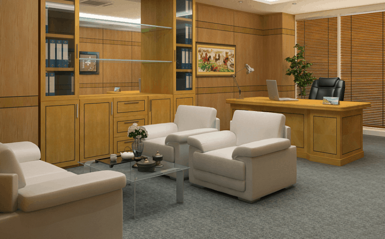 Nên lựa chọn ghế Sofa gỗ hay Sofa nệm cho phòng khách