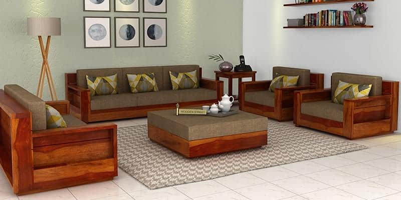 Cách chọn bộ bàn ghế gỗ nhỏ gọn cho phòng khách