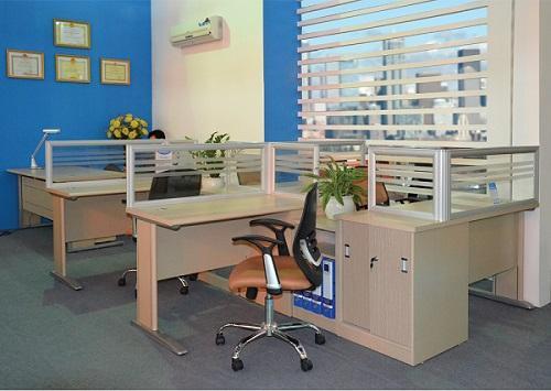 MODUL bàn làm việc Hòa Phát NEWTREND NTMD01C3