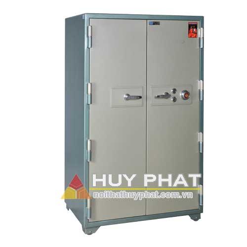 Đâu là top 9 mẫu két sắt hòa phát chống cháy hiện đại Huy Phát