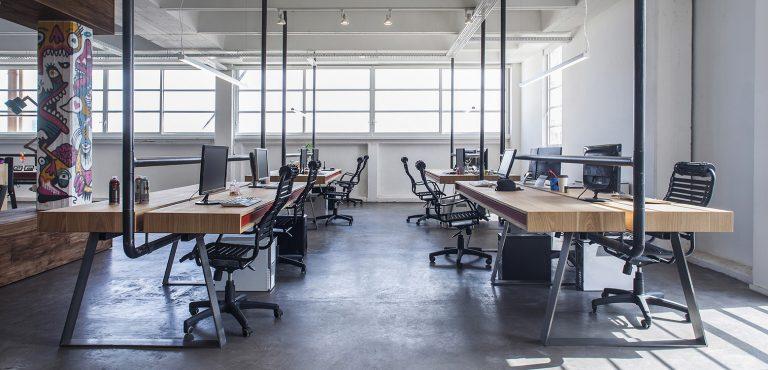 Mẫu 10 Thiết kế nội thất văn phòng hiện đại Hòa Phát