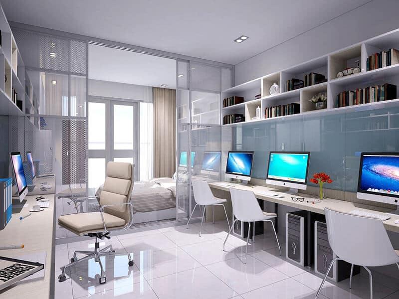 25 Top mẫu văn phòng Được Lựa Chọn Nhiều Ở Nội Thất Hòa Phát