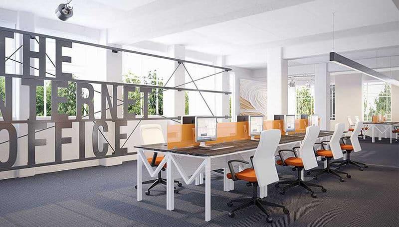 Nhìn lại 30 top mẫu nội thất văn phòng đẹp làm mây làm gió trên thị trường