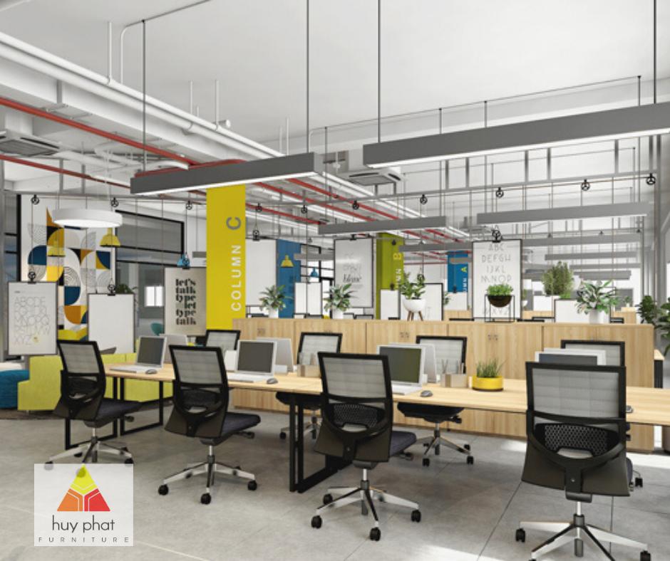 Kinh nghiệm chọn mua nội thất văn phòng giá rẻ tại TPHCM