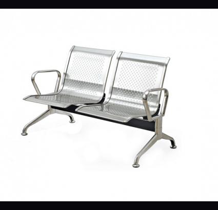 Ghế Phòng Chờ Inox GPC04